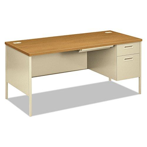 HONP3265RCL - HON Metro Classic Right Pedestal Desk (Pedestal Desk Right)