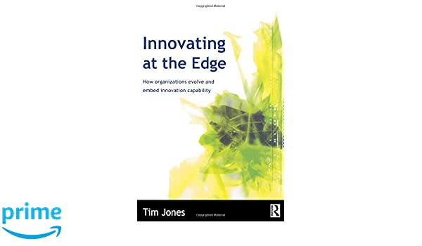 Innovating at the Edge: How Organizations Evolve and Embed Innovation Capability