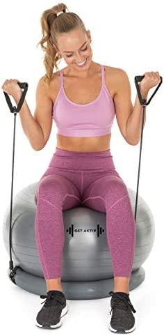 Exercise Ball Resistance Bands Home product image