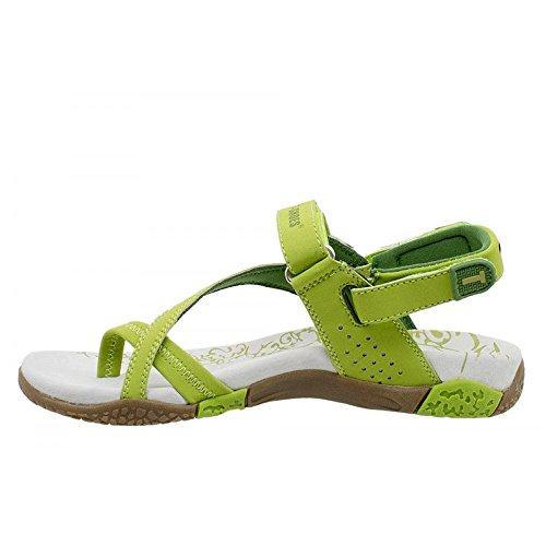 36 de T Shoes Coimbra Marche Taille Sandale Vert Femme qwSwpx86E