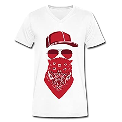 Sia Halk Red Blood Gang Member men's Hot selling T-Shirt