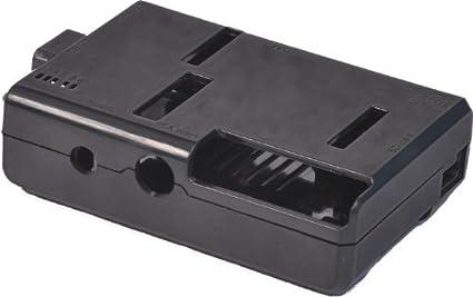 SB Components - Carcasa Raspberry Pi, modelo abierto, color ...