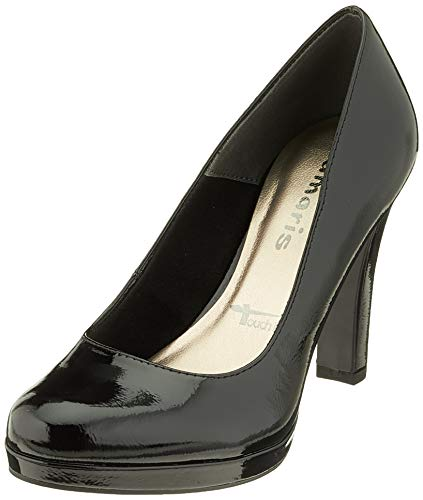 Tamaris Damen 1-1-22426-23 Plateaupumps