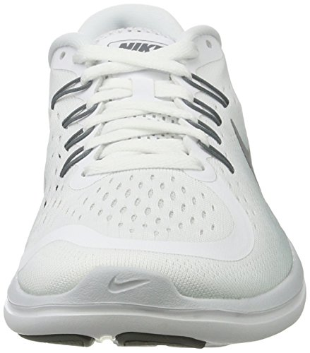 Sportive RN Shoe 100 Nike Free C Indoor O Sense B Running Scarpe Plata Donna Mehrfarbig Women's qxw014a