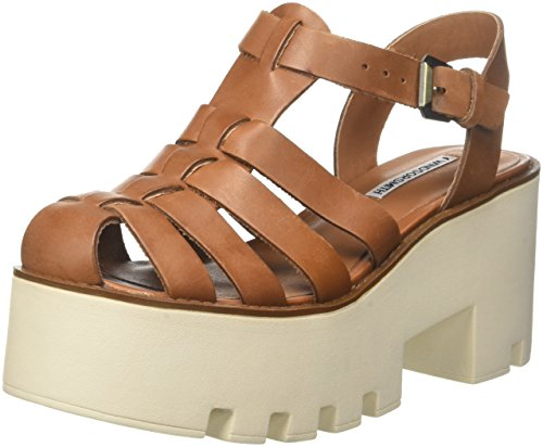 Tan Tan Windsor Fluffy Sandals Platform Smith Women's Brown qTFYU1