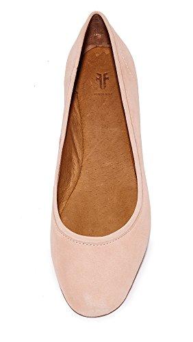 Women's Gloria Blush Flats Ballet Frye PdxvqwC
