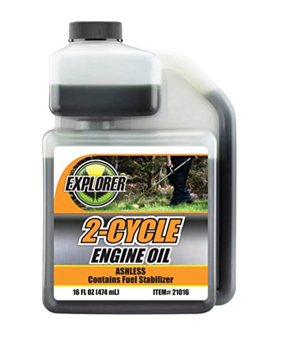EXPLORER 2 Cycle Low Ash Oil Case of 12/16 oz