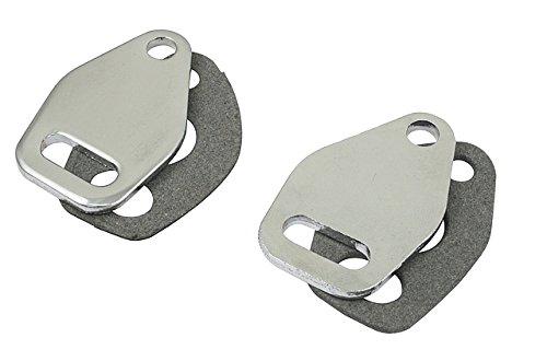 Heat Riser (Empi Chrome Heat Riser Block-Off Plate Kit)
