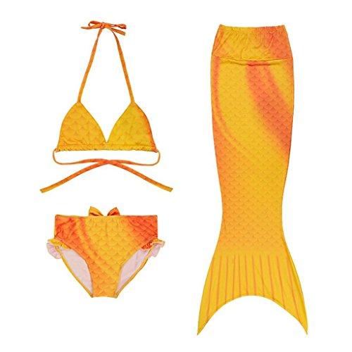 colorful-house-girls-3-pcs-mermaid-tail-swimsuit-bikini-swimwear-set-yellow-gold-size-110-us-s4