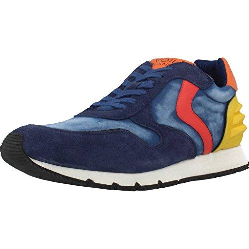 Calzado deportivo para hombre, color Azul , marca VOILE BLANCHE, modelo Calzado Deportivo Para Hombre VOILE BLANCHE LIAM POWER Azul Azul