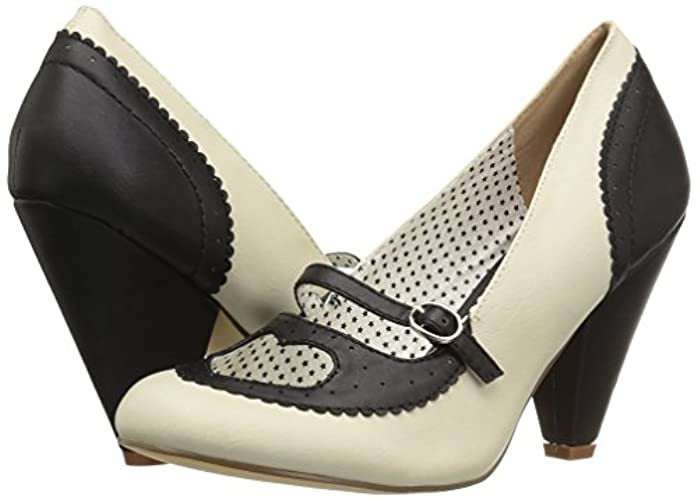 Pumppu B crpu Poppy18 Mekko Pin Naisten Up Couture ITwqHnx018
