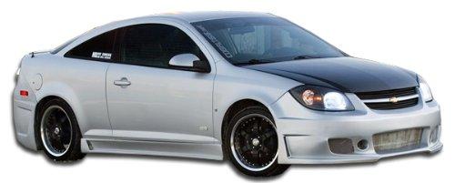 Duraflex Replacement for 2005-2010 Chevrolet Cobalt 2007-2010 Pontiac 2DR G5 B-2 Side Skirts Rocker Panels - 2 Piece