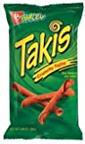 Barcel Takis Crunchy Fajitas Tortilla Chips, 9.9 Oz. (2 Pack)
