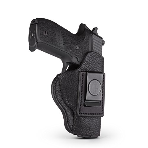 1791 GUNLEATHER Premium Leather Sig P226 Holster - IWB CCW Holster - Right Handed Leather Gun Holster - Fits SIG P226, P229, P228, P239, P220 (SCH 4)