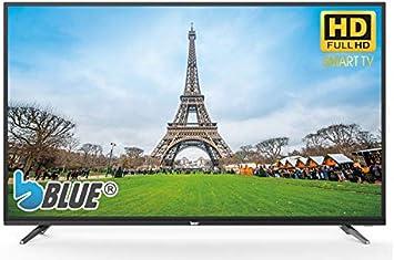 TV LED DVB T2 Smart TV Internet TV Series 3 Blue: Amazon.es: Electrónica
