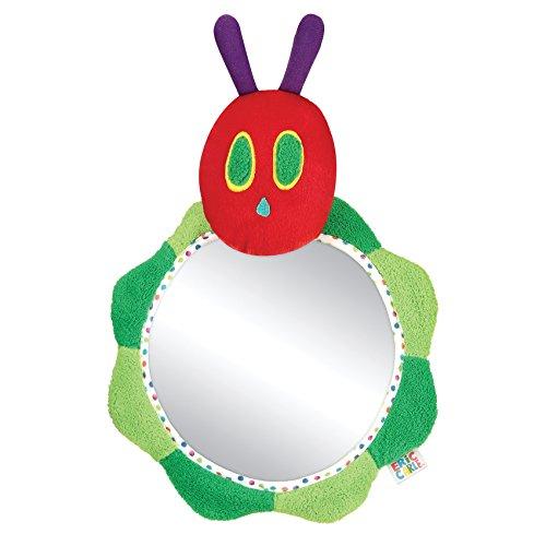Eric Carle Caterpillar Back Seat Baby View Mirror