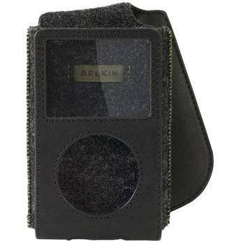 Eco Conscious Leather Folio - 1