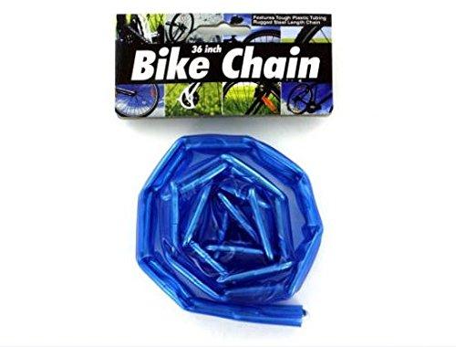 K&A Company Chain Speed Bike Plastic Coated Case of 48