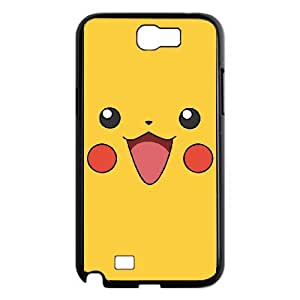 Samsung Galaxy Note 2 N7100 phone cases Black Pokemon Phone cover PQS5151058