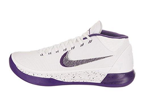 homme Noir Court ou Nike Woven blanc traîner vos Hybrid WU White Were pour faire entraînements nbsp;XXL Taille pour Black Purple Survêtement Idéal xwpqACY6w