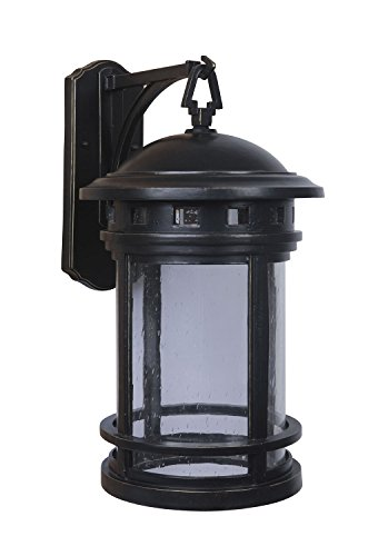 Marianas Outdoor Table Lamp - Mariana Home 511168 Revere Outdoor Wall Sconce, Large
