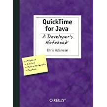QuickTime for Java: A Developer's Notebook