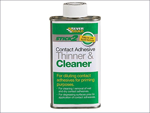 Stick 2 Adhesive Thinner & Cleaner 250ml CONTHIN025 CONTHIN025 Stick-2