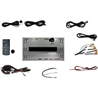 AIE-Rear Camera Integration Kit for (2009-13) select models of BMW w/LCD Screen, 6 Preset Buttons, w/ NAV w/Lip Mount Camera