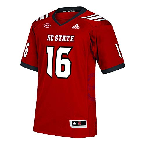 State Jersey Nc Football - adidas NCSU NC State Wolfpack Replica Jersey Premier Jersey (X-Large)