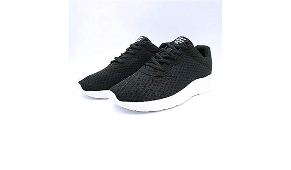 Deephot Tech Lightweight Mesh Athletic Walking Jogging Shoes Non-Slip Running Sports Sneaker for Women/&Men