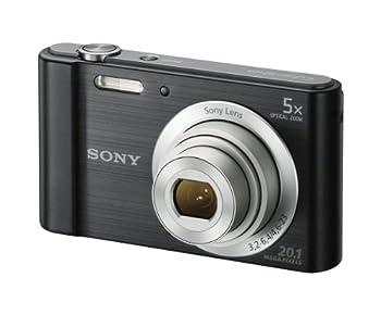 Sony Dscw800b 20.1 Mp Digital Camera (Black) 1