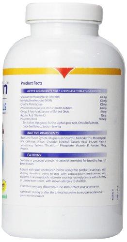 Image of Vetoquinol 90 Count Flexadin Plus Tablets