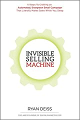 Invisible Selling Machine Hardcover