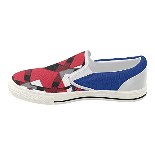 Interestprint Classic La Bandiera Del Regno Unito Scarpe Da Donna Slip-on