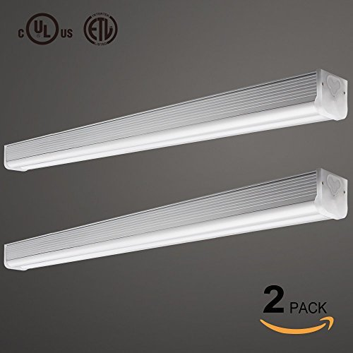 2 Pack 15w Extendable Led Double Tube Workbench Light Ul Classified