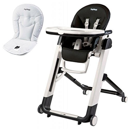 Peg Perego Siesta High Chair With Booster Cushion