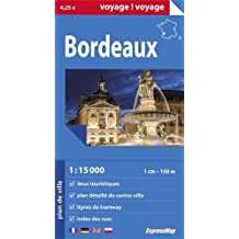 BORDEAUX  1/15.000 (PAPIER-GD FORMAT)