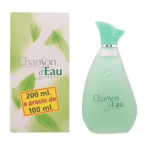 - Chanson D'Eau - CHANSON D'EAU edt fraïche 200 ml