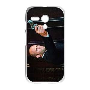 Transporter Motorola G Cell Phone Case White Cnddi