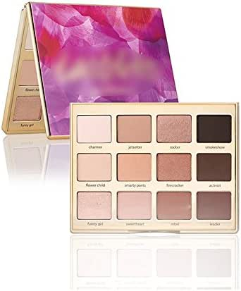 Eyeshadow: Tarte Tartelette In Bloom Clay Eyeshadow Palette