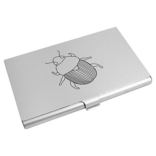 Azeeda Holder Azeeda Card CH00005255 Credit 'Beetle' Wallet Card Business 'Beetle' dXOxf1qwX