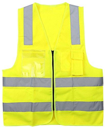 Hi Vis Jackets With Led Lights - 9