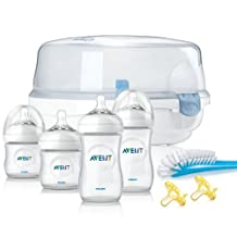 Philips Avent Natural Essentials Baby Bottle Gift Set,  SCD298/01