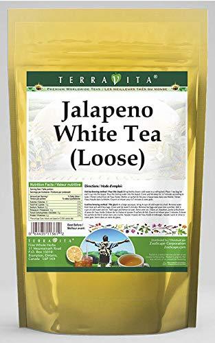 Jalapeno White Tea (Loose) (8 oz, ZIN: 545375)