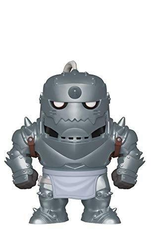 Funko Pop Animation: Full Metal Alchemistfull Metal Alchemist- Alphonse Collectible Figure, Multicolor