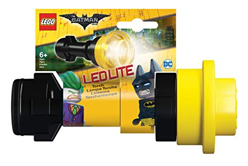 LEGO Batman Movie LED Flashlight - Handheld Flash Light for Kids -