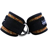 Grip Power Pads Best Ankle Straps for Cable Machines...