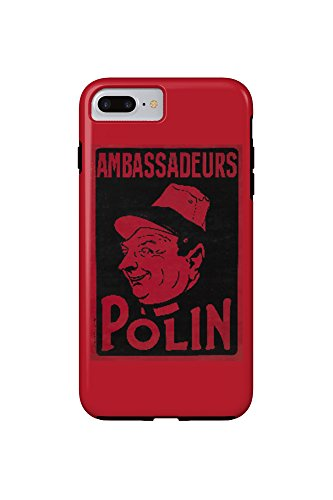 polin-vintage-poster-france-c-1905-iphone-7-plus-cell-phone-case-tough