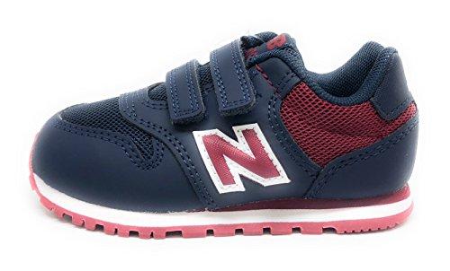 New Balance Sneakers Sport mit Klettverschluss blau