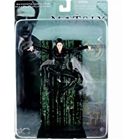 2000 N2 Toys The Matrix Action Figure - Trinidad en el aire